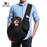 Artisome Reversible Small Medium Dogs Cats Sling Carrier Bag Purse Pouch Travel