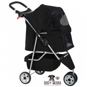 BestPet Dog Stroller for Medium Small Dogs