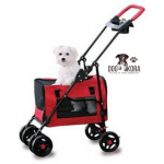 Four Paws 3-In-1 Pet stroller and Carrier