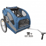 PetSafe Solvit HoundAbout Pet Bicycle Trailer For Dogs