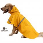 best dog raincoat with hood hurtta