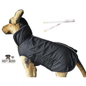 best dog raincoat for large dog amazon