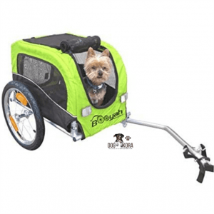 Booyah Small Dog Pet Bike Bicycle Trailer