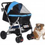 HPZ Pet Rover Premium Heavy Duty Dog_Pet Stroller