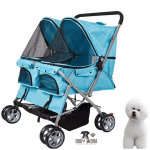 KARMAS PRODUCT Pet Stroller for Dog