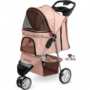 OxGord 3 wheeler Elite jogger Pet stroller