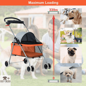 PetLuv Soothing Happy Pet Premium Soft Sided Cat & Dog Carrier for Travel