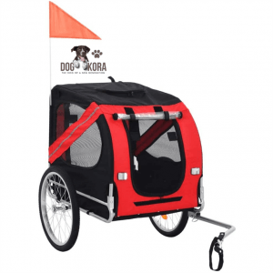 Tidyard Pet Dog Bike Trailer Bicycle