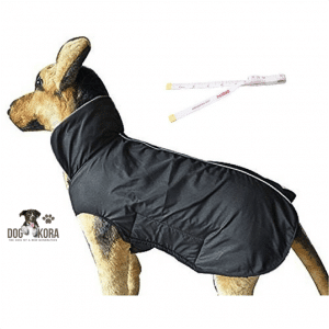 best dog raincoat for large dog amazon