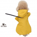 best dog raincoat for large dog